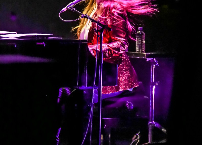 Judith Owen in Liverpool 2015 (Foto Credit: Matthew Becker)