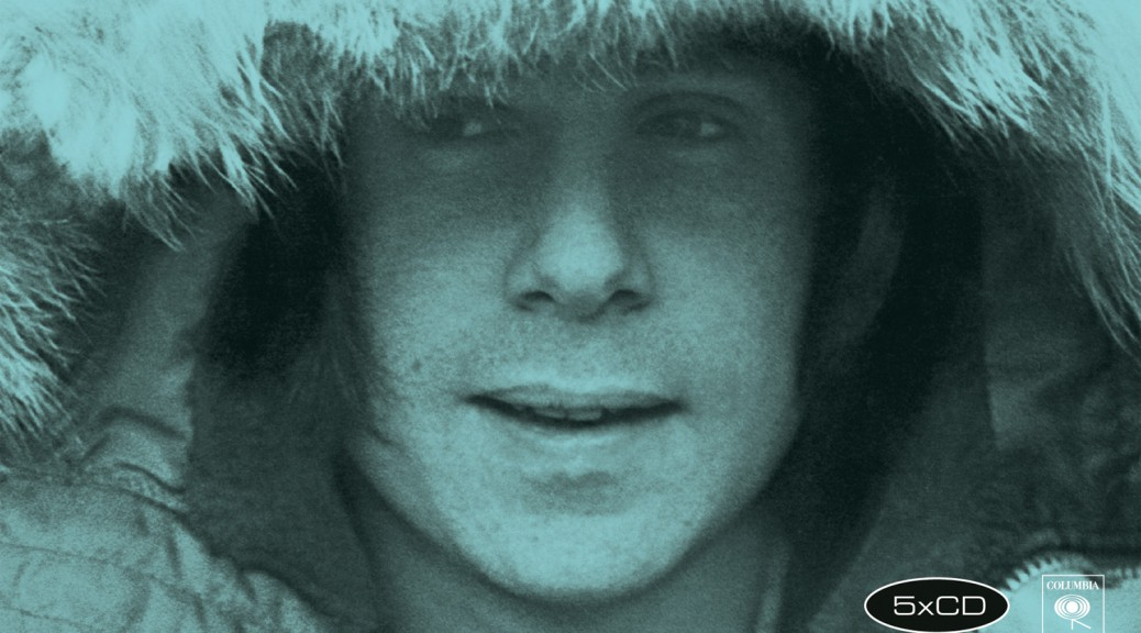 "Paul Simon - ""Original Album Classics"" (Columbia/Sony Music)"