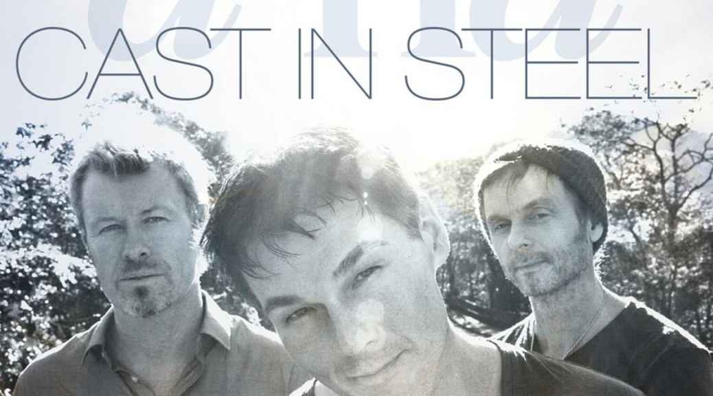 "a-ha - ""Cast In Steel"" (We Love Music/Universal)"