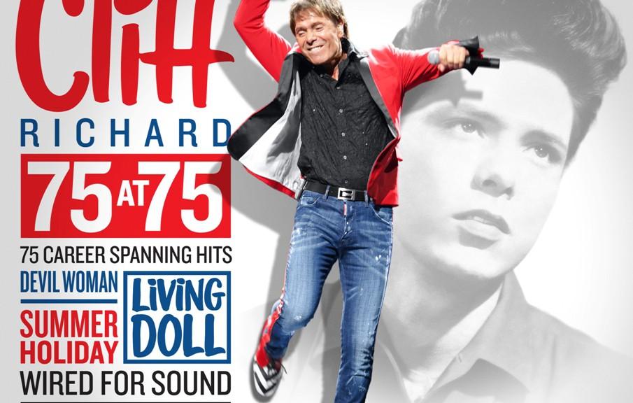 "Cliff Richard - ""75 At 75"" (Parlophone/Warner)"