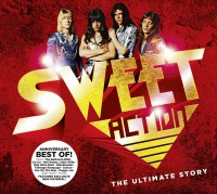 "Sweet - ""Action! – The Ultimate Sweet Story"" (Sony Music Catalog/Sony Music)"