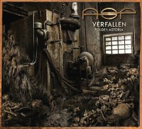 "ASP - ""Verfallen, Folge 1: Astoria"" (Gothic Novel Rock Records / Trisol/SoulFood)"