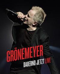 """HERBERT GRÖNEMEYER - """"Dauernd Jetzt (Live)"""" (Grönland/Universal)"""