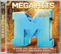 """Various Artists – """"Mega Hits 2015 – Die Dritte"""" (Polystar/Universal)"""