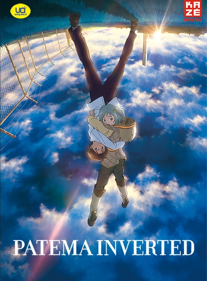 """Patema Inverted"" (Kazé Anime)"