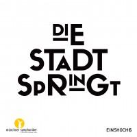 """Einshoch6 -  """"Die Stadt Springt"""" (3room records)"""