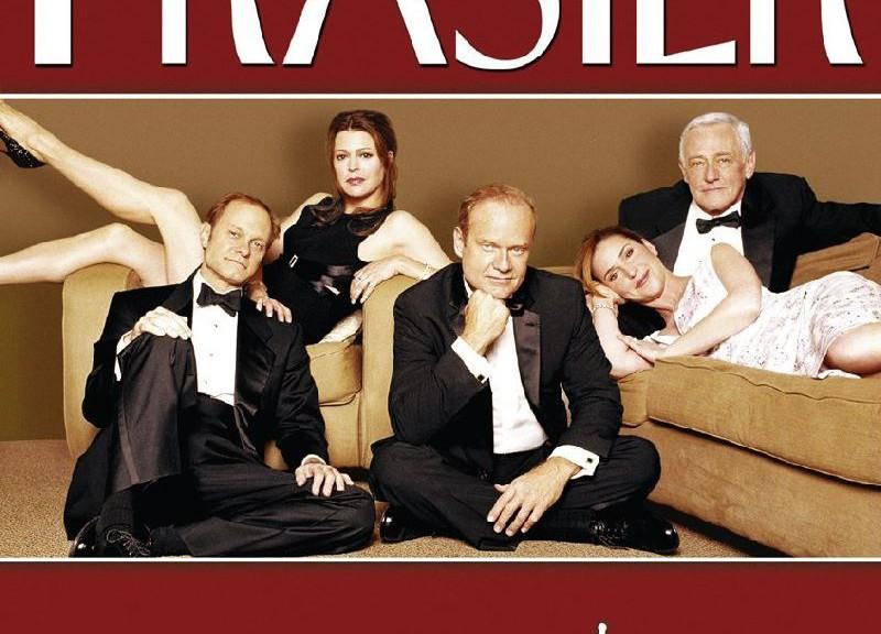 FRASIER – Die finale Season - DVD © Paramount
