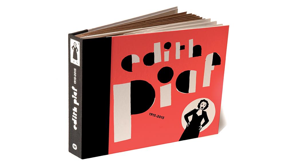 "Edith Piaf - ""100ème Anniversaire"" (Parlophone/Warner)"