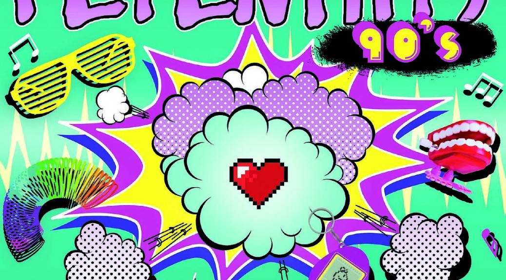 "Various Artists - ""Fetenhits 90`s – Best Of"" (Polystar/Universal)"