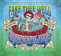 "The Grateful Dead - ""Fare Thee Well"" (Rhino/Warner)"