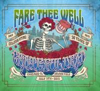 "The Grateful Dead - ""Fare Thee Well"" (Rhino/Warner)"