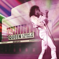 "QUEEN - ""A Night At The Odeon - Hammersmith 1975"" (CD/ DVD/ SD Blu-ray/ CD+DVD/ CD+SD Blu-ray/ 2LP/ Super Deluxe Box Set/ Digital) (Virgin/Universal)"