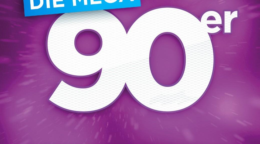 "Various Artists - ""Die Mega 90er"" (Control)"