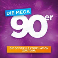 "Various Artists - ""Die Mega 90er"" (Control)"