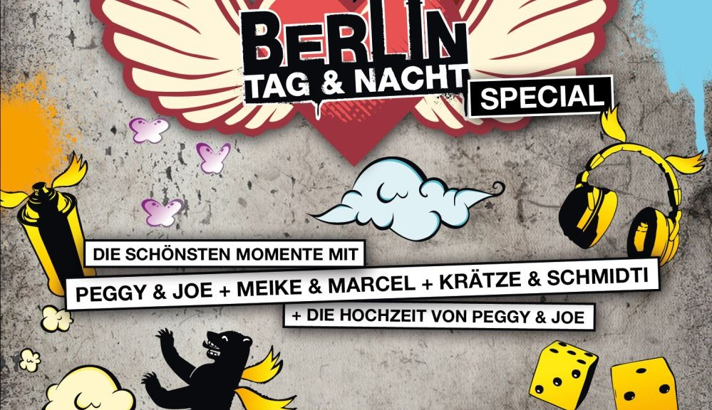 """Berlin – Tag & Nacht-Special"" (DVD-Box - Edel:Motion)"
