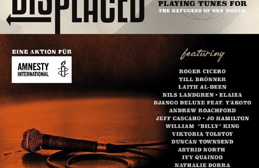 """Various Artists - """"DISPLACED – Songs That Can´t Replace Home"""" (Displaced/Edel)"""