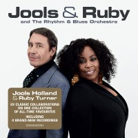 """JOOLS HOLLAND und RUBY TURNER - """"Jools & Ruby"""" (EastWest/Warner)"""