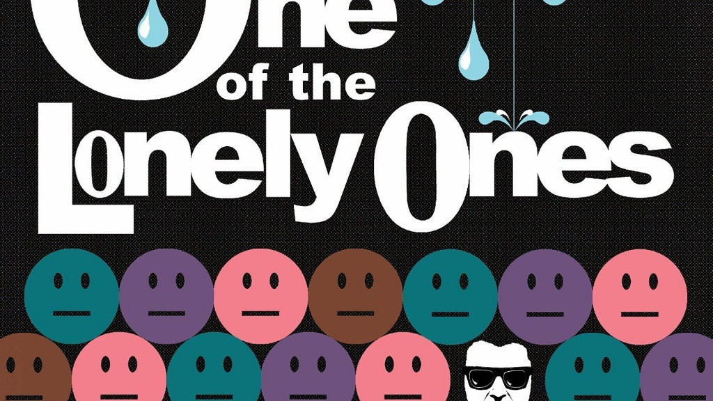 "Roy Orbison - ""One Of the Lonely Ones"" (Universal Music)"