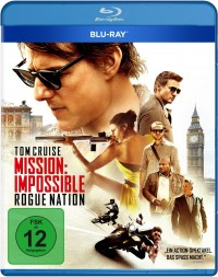 MISSION: IMPOSSIBLE – ROGUE NATION - Blu-ray © Paramount