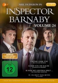 """""""Inspector Barnaby Vol. 24"""" (Edel:Motion)"""