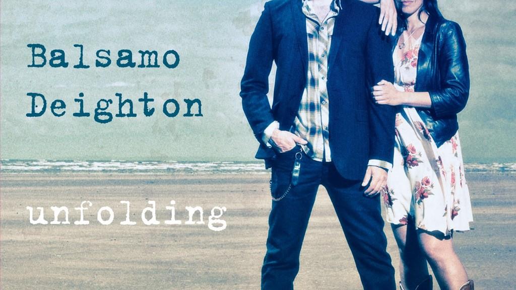 "Balsamo Deighton - ""Unfolding"" (Earmusic/Edel)"