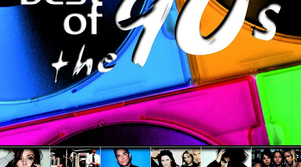 """Various Artists - """"Best Of The 90s"""" (Polystar/Universal)"""