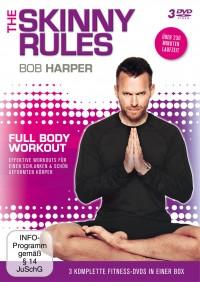 Bob Harper – The Skinny Rules–Full Body Workout (Edel:Motion – VÖ: 29.01.2016)