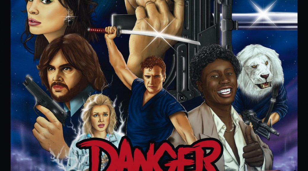 """Danger 5 – Staffel 2"" (2DVDs - Edel:Motion)"