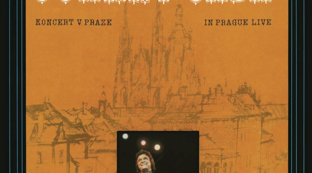 "Johnny Cash - ""Koncert V Praze (In Prague Live)""  (Legacy/Sony Music)"