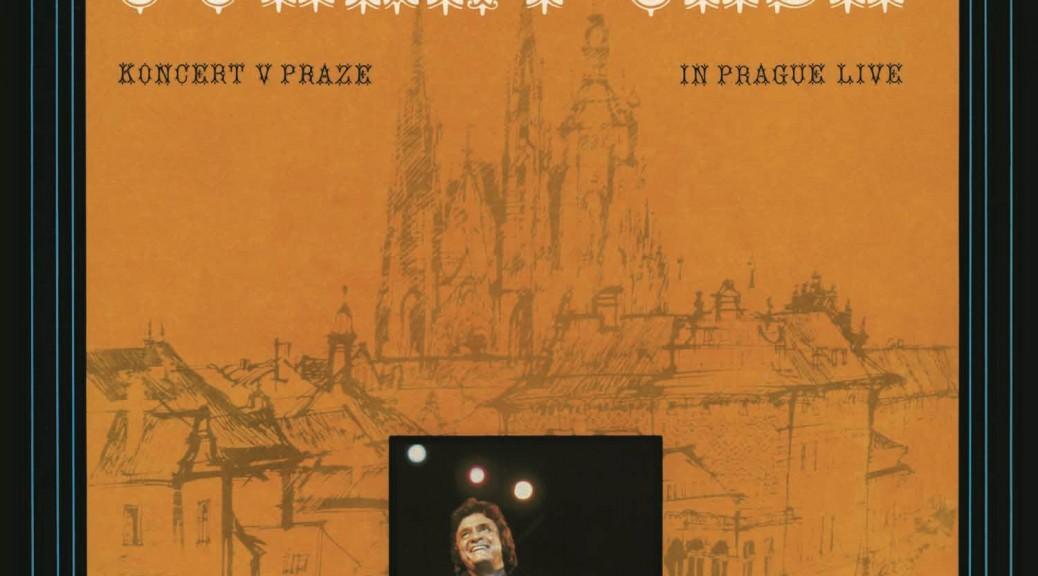 "Johnny Cash - ""Koncert V Praze (In Prague Live)"" (Legacy/Sony Music)"