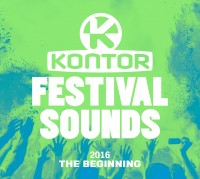 "Various Artists - ""Kontor Festival Sounds 2016 - The Beginning"" (3CDs - Kontor Records/Edel)"