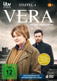""""""" Vera – Ein Ganz Spezieller Fall – Staffel 4"""" (Edel:Motion)"""