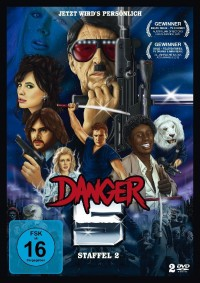 DANGER 5 – Staffel 2 - DVD
