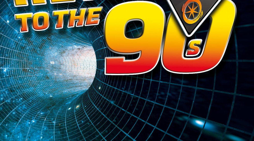 """Various Artists - """"Future Trance – Return To The 90s"""" (Polystar/Universal)"""