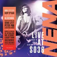 "Nena – ""NENA Live at SO36"" (Laugh & Peas/Sony Music)"