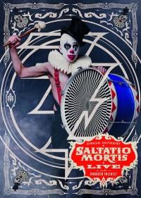 """SALTATIO MORTIS - """"Zirkus Zeitgeist - Live aus der Grossen Freiheit"""" (DVD/Blu-ray) (Vertigo/Universal)"""