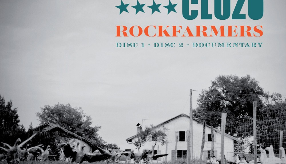 "The Inspector Cluzo - ""Rockfarmers"" (Ter a Terre/Fuckthebassplayer Records/Groove Attack)"