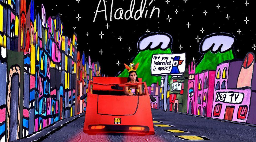 """Adam Green - """"Aladdin"""" (Revolver Distribution Services/Rough Trade)"""