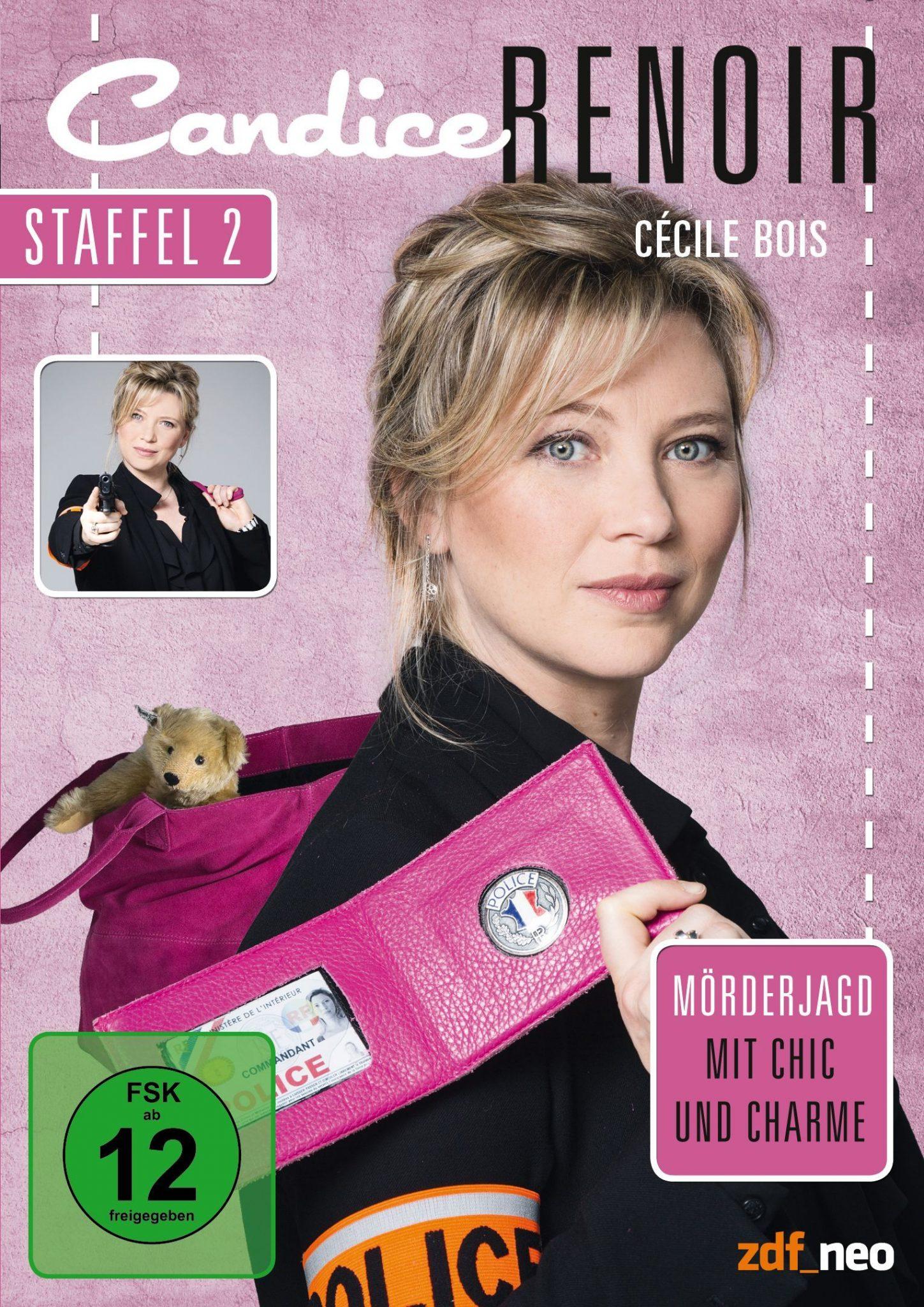 """Candice Renoir (Staffel II)"" | Echte Leute"
