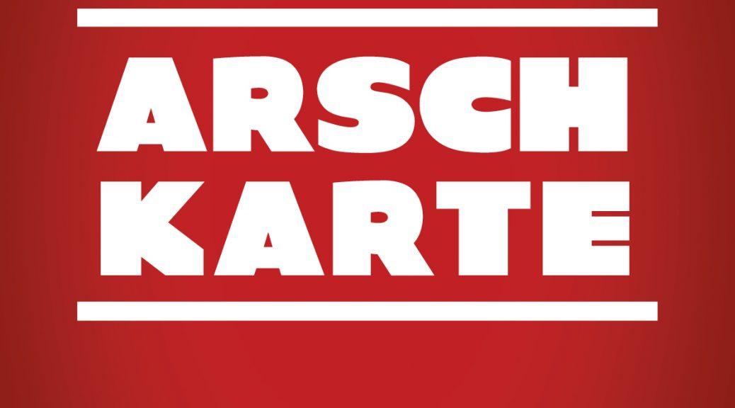 """Heino - """"Arschkarte"""" (Starwatch Entertainment/Sony Music)"""