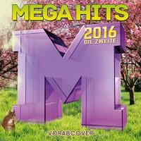 """Various Artists - """"Mega Hits 2016 – Die Zweite"""" (Polystar/Universal)"""