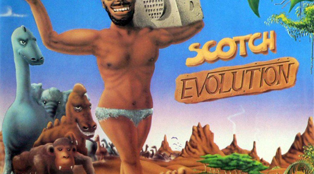 """Scotch - """"Evolution"""" (DeluxeCDMusic/Alive)"""