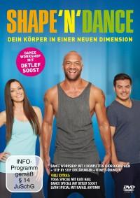 Detlef Soost Shape'n'Dance – DVD