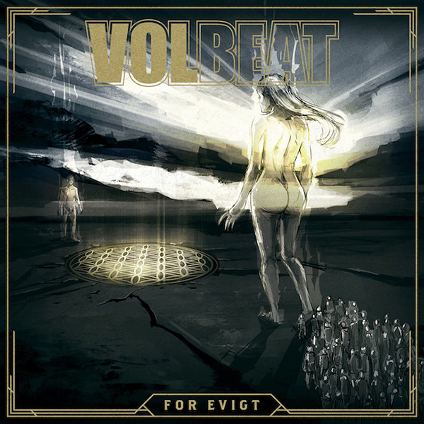 "Volbeat - ""For Evigt"" (Universal Music)"