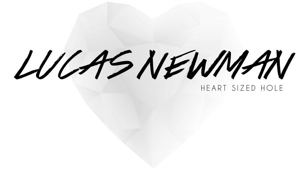 "Lucas Newman - ""Heart Sized Hole"" (EP - Wavemen Records)"