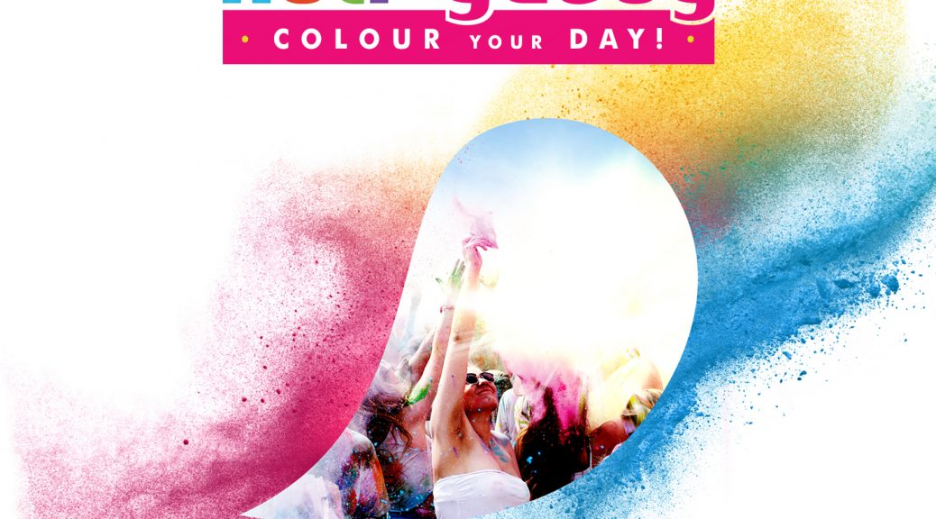 """Various Artists - """"HOLI GAUDY 2016 - Colour Your Day!"""" (Kontor Records)"""