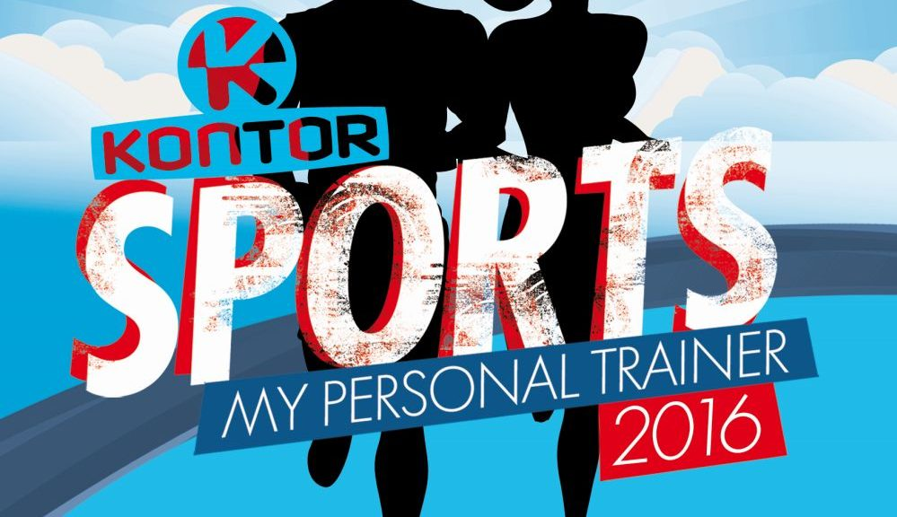 "Various Artists - ""Kontor Sports 2016 – My Personal Trainer"" (Kontor Records)"