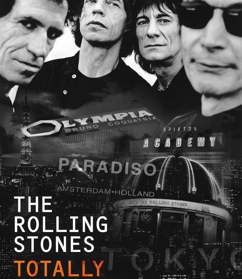 "The Rolling Stones - ""Totally Stripped"" (Eagle Vision/Edel)"