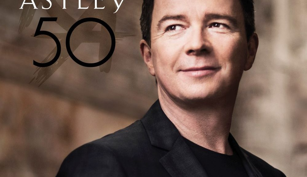 "Rick Astley - ""50"" (BMG Rights Management/Warner)"