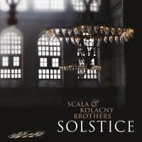 "SCALA & KOLACNY BROTHERS - ""Solstice"" (ATCO/Rhino/Warner)"